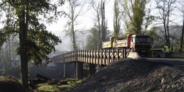 ponts provisoires brive gaillarde