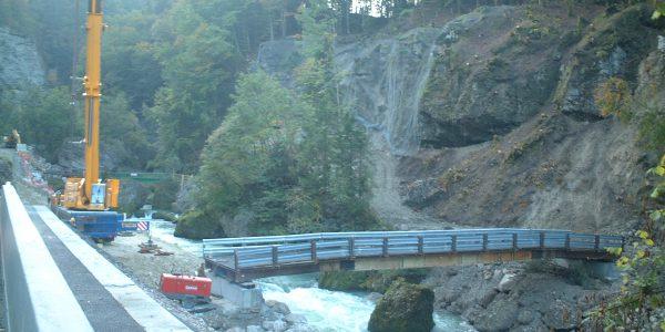 ponts provisoires thonon bains