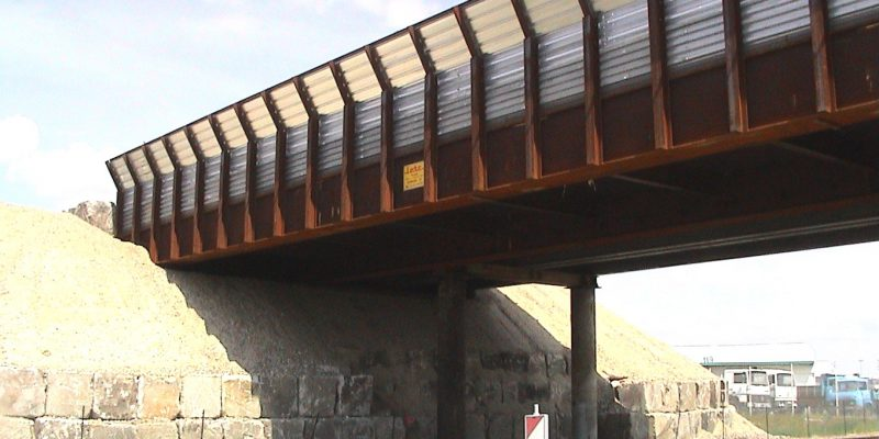 ponts provisoires havre